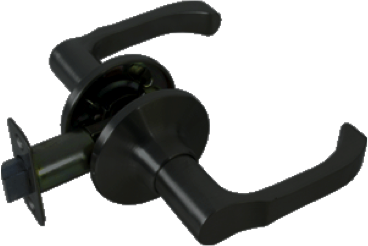 Locking Lever Set - Matte Black