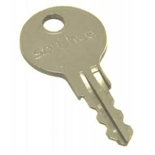 Southco Baggage Door Key #R001