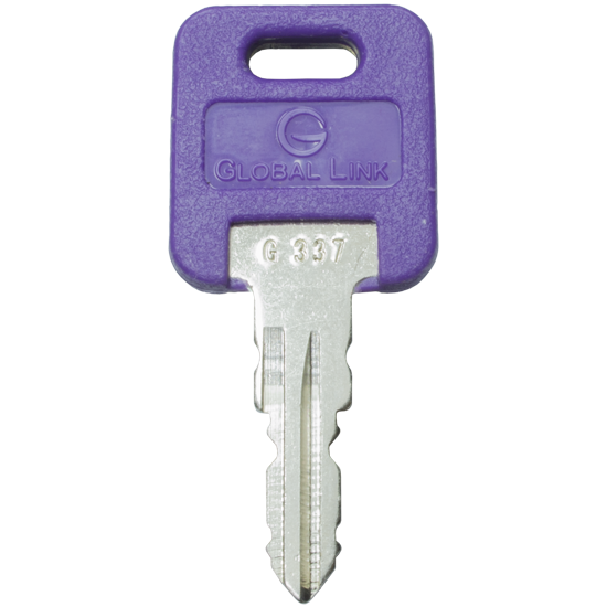Global Link Keys (Precut G301-G390)