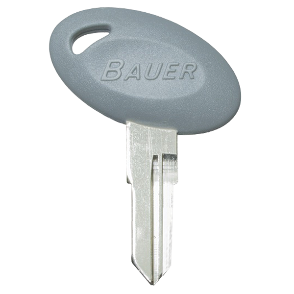 Blank Key for Bauer 700 Series Keys